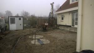 verbouwen woning duinweg te Noordwijk