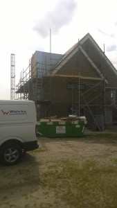 verbouwen van de woning aan de Gooweg te Noordwijkerhout