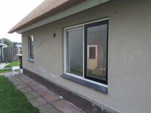 Stukwerk buitenzijde woning